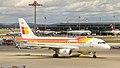 Iberia - Airbus A319 - EC-HGR - Zurich International Airport-5340.jpg