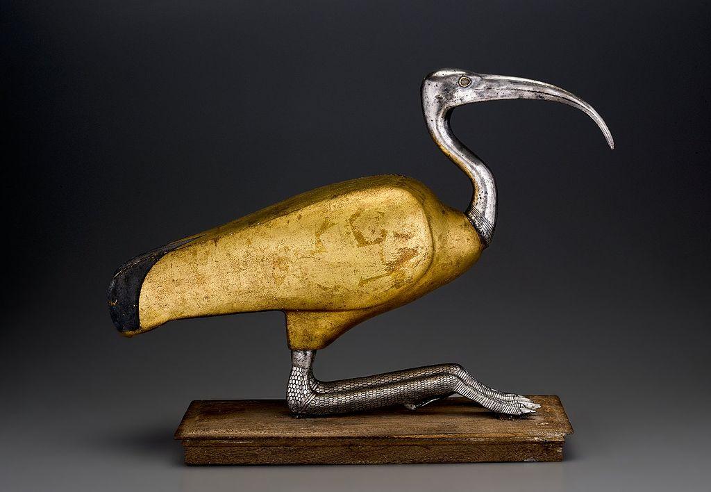 Ibis Coffin, 305-30 B.C.E., 49.48