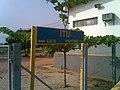 Identificação da Estação Ferroviária de Itu - Variante Boa Vista-Guaianã km 202 - panoramio.jpg