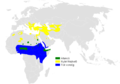 Iduna pallida distribution map 2.png