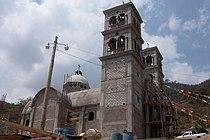 Iglesia de San Sebastian, Juanacatlan. Metlatonoc, Gro. - panoramio.jpg