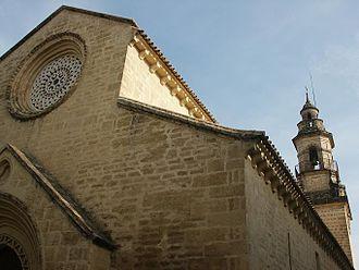 Santa María Magdalena, Córdoba - Image: Iglesia de la Magdalena (Córdoba, Spain)