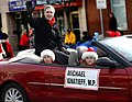 Ignatieff with Kids Santa Lakeshore Parade 2009 12 05.jpg
