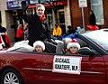 Ignatieff with Kids Santa Lakeshore Parade 2009 12 05.jpg