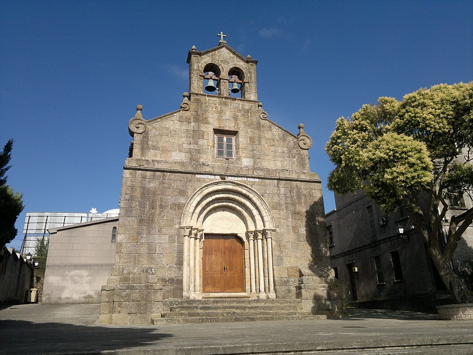 Igrexa de San Vicenzo de Elviña(Elviña, A Coruña)