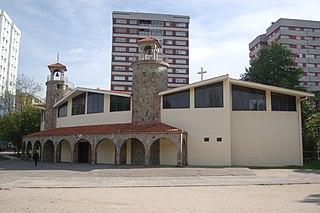 Campolongo (Pontevedra) Neighbourhood in Pontevedra, Spain