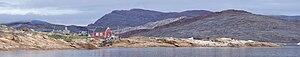 Qallunaat Island - Image: Ikerasaarsuk Qallunaat Island