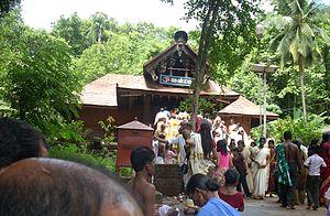 Kottiyoor Temple - Ikkare Kottiyoor