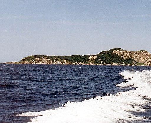 Ilha da Queimada Grande - Itanhaém
