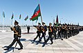 Ilham Aliyev visited National Flag Square 5.jpg
