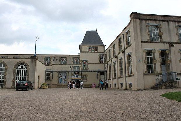Monument historique à Épinal