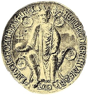 Emeric, King of Hungary - Emeric's royal seal