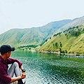 Indah nya bukit dan alam di indonesia.jpg