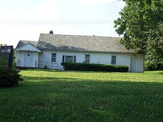 Church of Christ (Fettingite) - Fettingite meetinghouse in Independence, Missouri