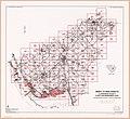 Index to map sheets, Clarendon County - flood plain management study, Clarendon County, South Carolina LOC 2008622113.jpg