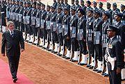 Indian Air Force-GoH