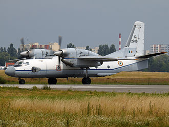 Indian Air Force - IAF An-32s were used to airdrop humanitarian supplies in Operation Poomalai.