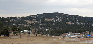 Indian Hills, Colorado - Indian Hills in 2014.