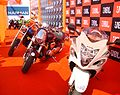Indian auto expo held in Mumbai.jpg