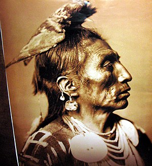 Native north-american Indian