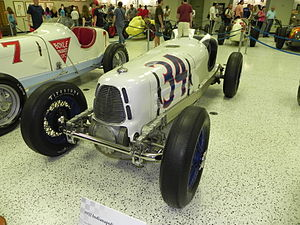 Fred Frame - Frame's car that won the 1932 Indianapolis 500.