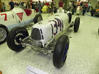 1932 Indianapolis 500 - Image: Indy 500winningcar 1932