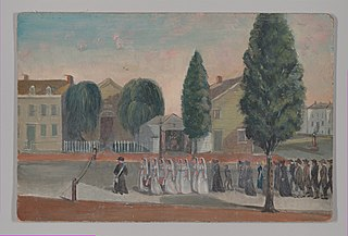 Infant Funeral Procession