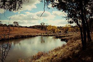 Himberrong - Image: Inglebah Aboriginal Reserve
