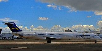 Insel Air - Insel Air in original livery at Miami