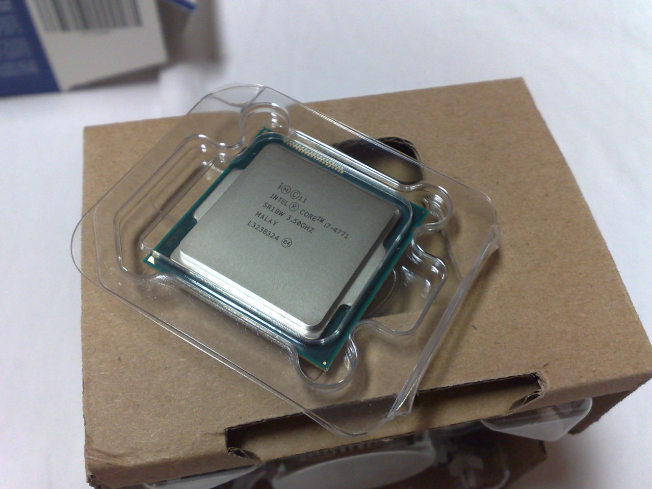 Intel Whitley Cpu