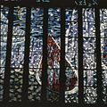 Interieur, detail glas-in-loodraam - 's-Gravenhage - 20367057 - RCE.jpg