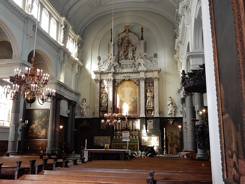 file interieur paradijskerk rotterdam jpg wikimedia commons
