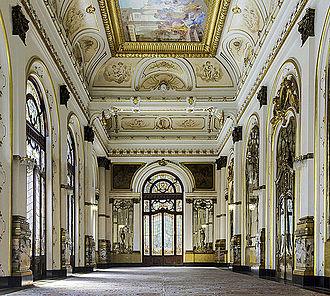 "Theatro Municipal (São Paulo) - The ""Noble Room"""