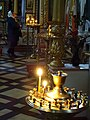 Interior of Cathedral of the Transfiguration of Our Saviour (1036 CE) - Chernihiv - Polissya - Ukraine - 03 (26471997843).jpg
