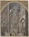 Interior of Strasbourg Cathedral MET DP801209.jpg