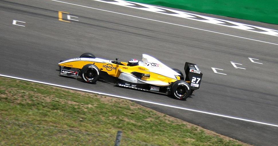 International formula master car