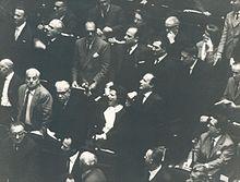 Costituzione della repubblica italiana wikipedia for Repubblica parlamentare italiana
