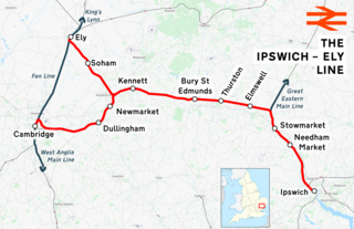 Ipswich–Ely line