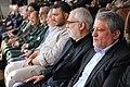 Iranian authorities at the Great Conference of Basij members at Azadi stadium October 2018 03.jpg