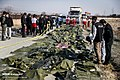 Iranian missile shot down Ukrainian Boeing 737-800 2020-01-08 49.jpg