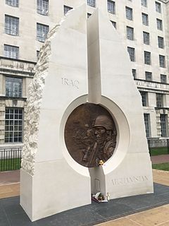 Iraq and Afghanistan Memorial