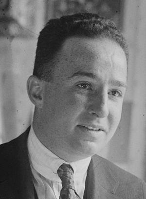 Irving Kaufman (singer) - Kaufman circa 1919
