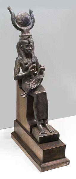 Isis con Horus (26675222002)