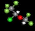Isoflurane 3d.png