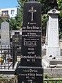István Háry von Hári † 1908 grave obelisk, 2020 Zalaegerszeg.jpg