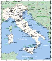 مواضيع إيطاليا ويكيبيديا