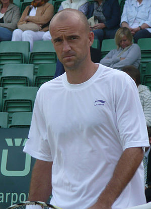 Zagreb Open - 1997 singles runner-up and 1999 doubles champion Ivan Ljubičić was the first Croatian to win the singles title in 2005