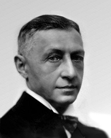 Иван Бунин. 1933