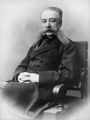 Russian legislative election, 1906 - Prime Minister Ivan Goremykin (1839-1917) was instrumental in the dissolution of the First State Duma