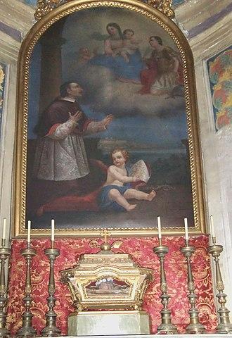 Roman Catholic Diocese of Ivrea - Ivrea Duomo Cappella Warmondo